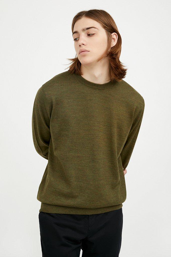 Джемпер мужской, Модель A20-21101, Фото №2