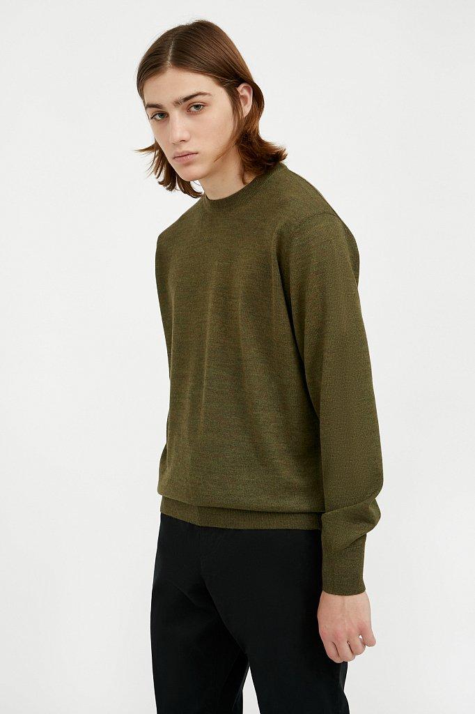 Джемпер мужской, Модель A20-21101, Фото №4