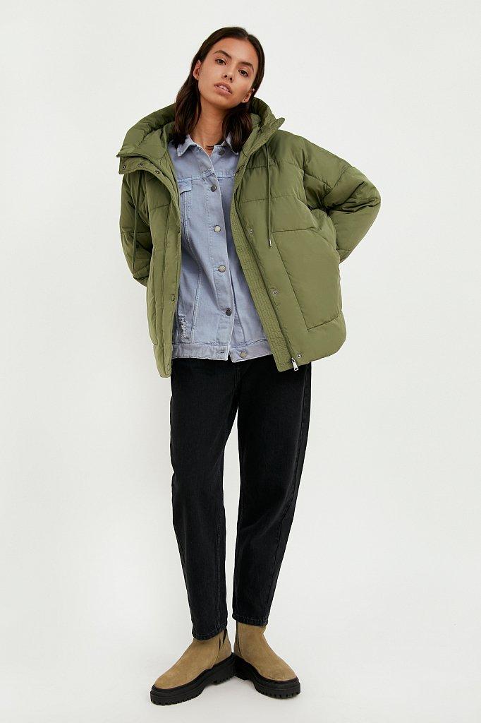 Куртка женская, Модель A20-32004, Фото №3