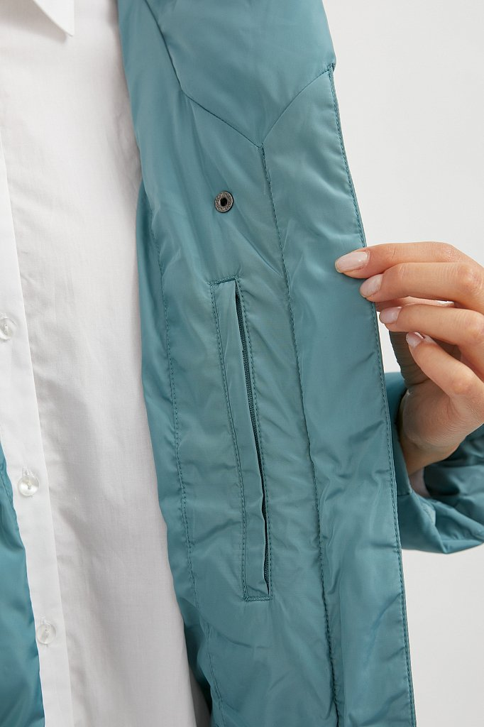Пальто женское, Модель A20-11005, Фото №4