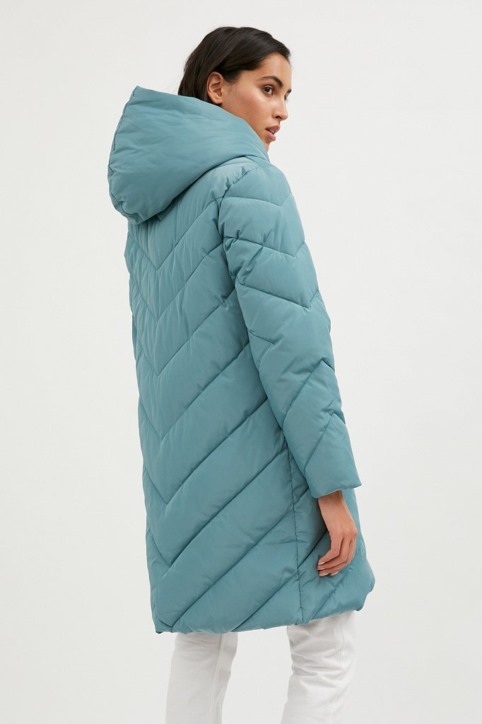 Пальто женское, Модель A20-11005, Фото №5