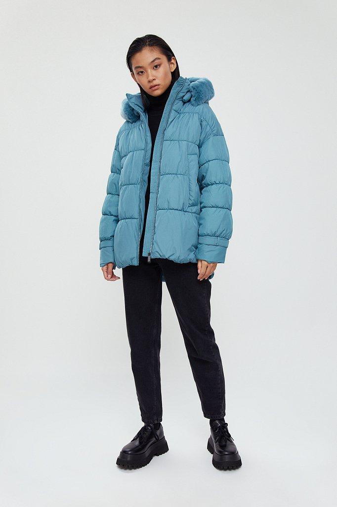 Куртка женская, Модель A20-11019, Фото №1