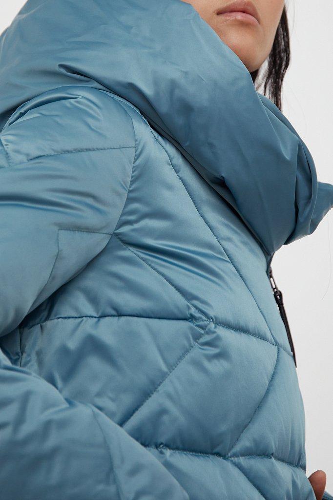 Полупальто женское, Модель A20-11021, Фото №8