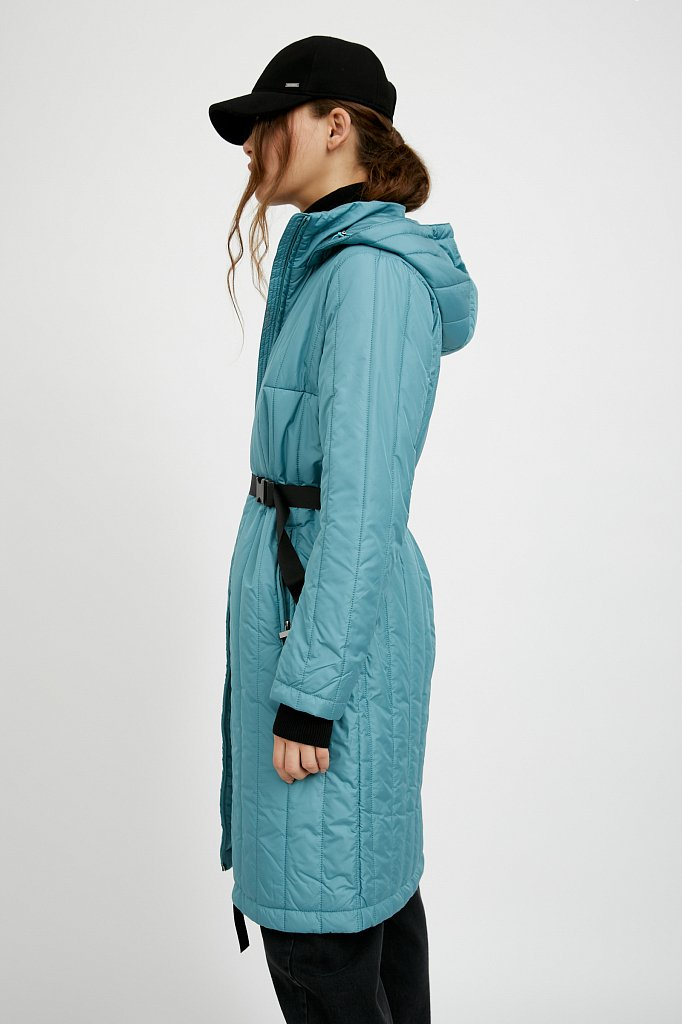 Пальто женское, Модель A20-32027, Фото №4