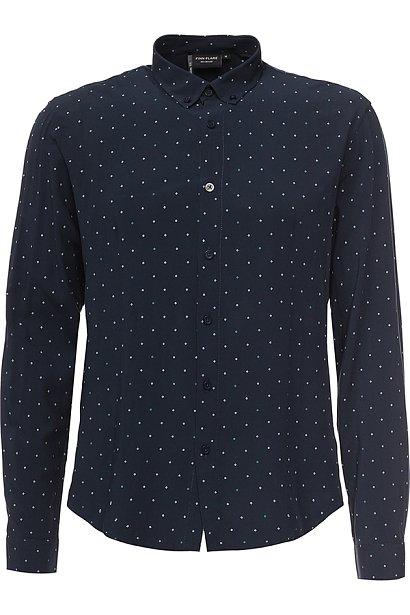 Рубашка мужская, Модель B17-21030, Фото №1