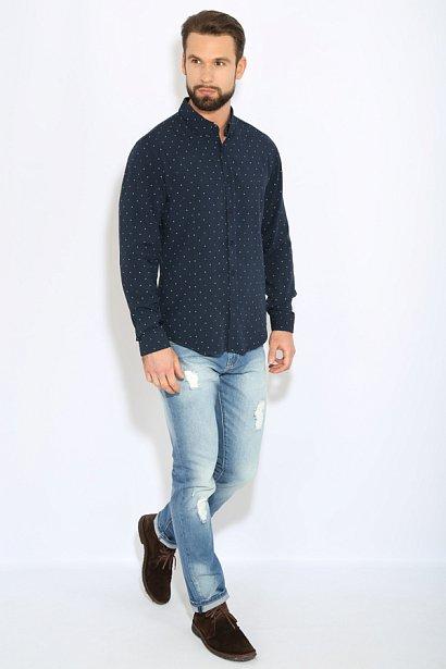 Рубашка мужская, Модель B17-21030, Фото №2