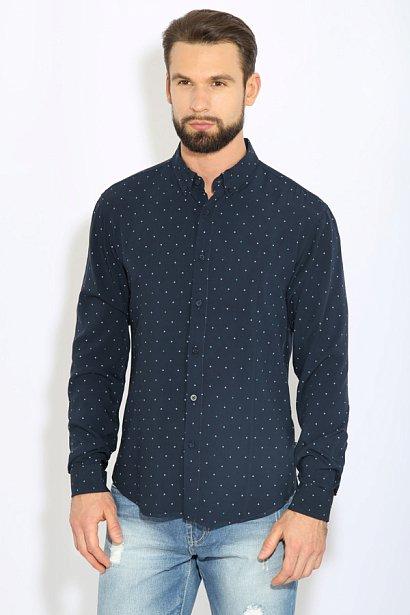 Рубашка мужская, Модель B17-21030, Фото №3