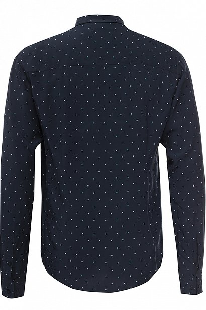 Рубашка мужская, Модель B17-21030, Фото №5