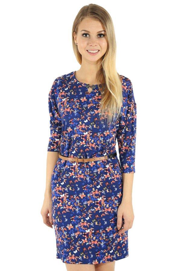 Платье женское, Модель B17-12071, Фото №3