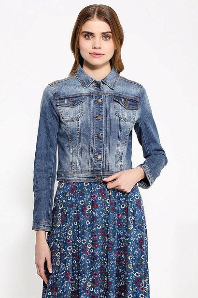 Куртка женская, Модель B17-15002, Фото №3