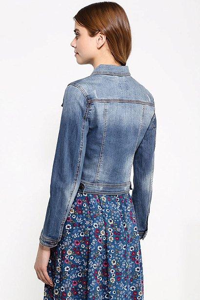 Куртка женская, Модель B17-15002, Фото №4