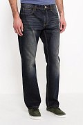 Мужские джинсы, Модель B17-25010, Фото №3