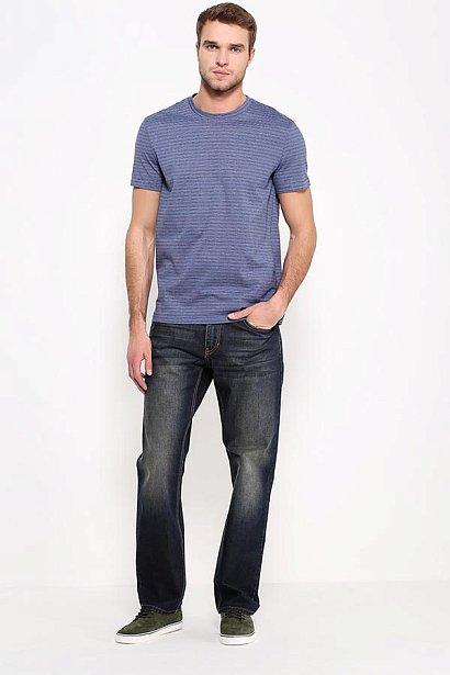 Мужские джинсы, Модель B17-25010, Фото №2