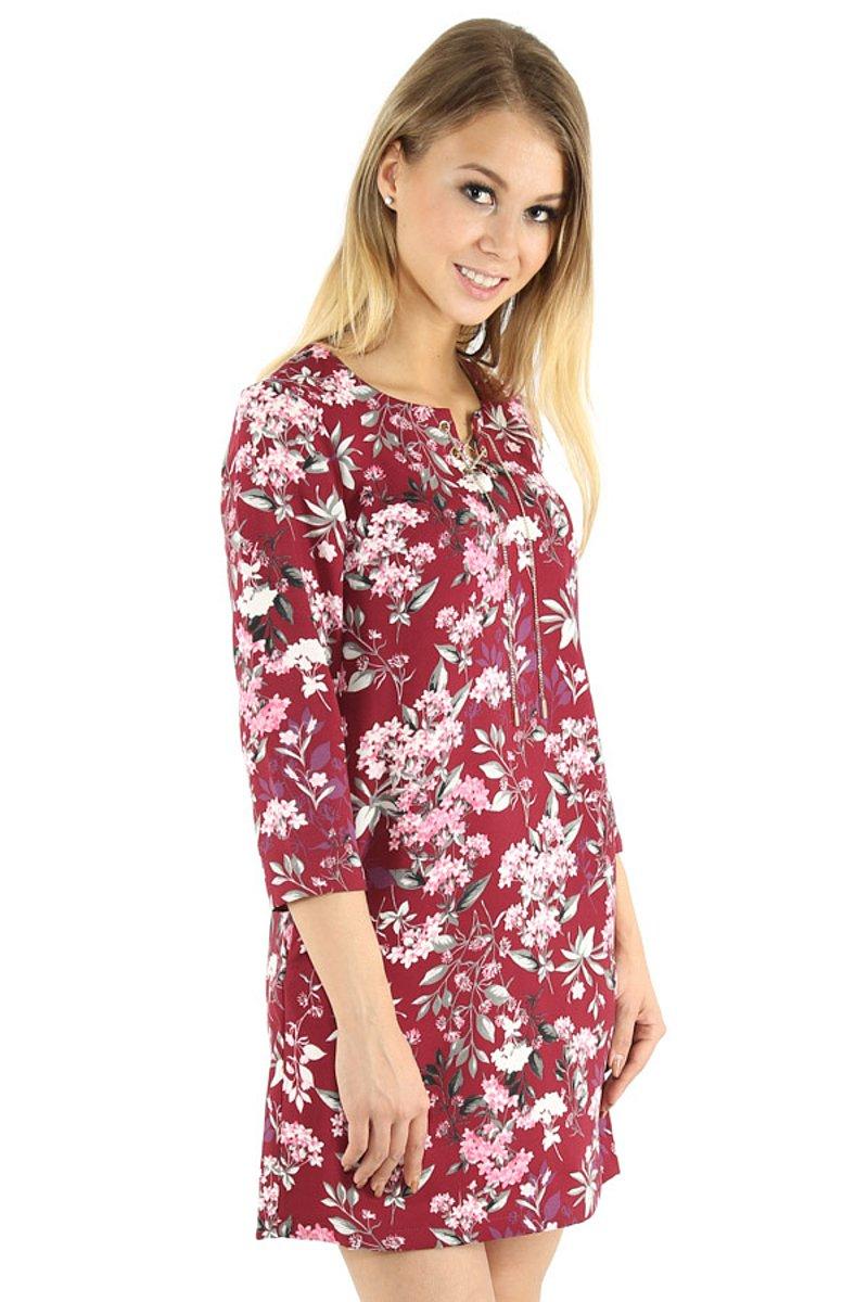 Платье женское, Модель B17-11074, Фото №1