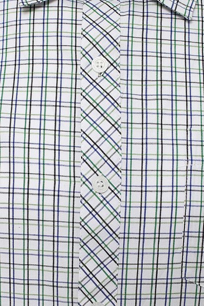 Рубашка мужская, Модель B17-42016, Фото №6