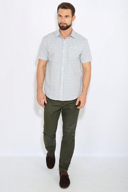 Рубашка мужская, Модель B17-42016, Фото №2