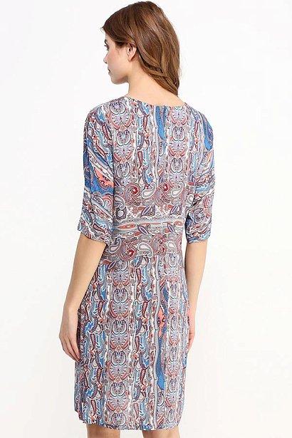 Платье женское, Модель B17-12043, Фото №4