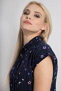 Блузка женская, Модель B18-32057, Фото №6