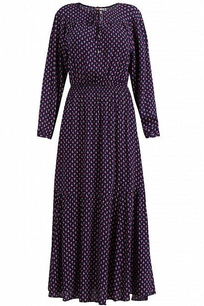 Платье женское, Модель B18-110101, Фото №1