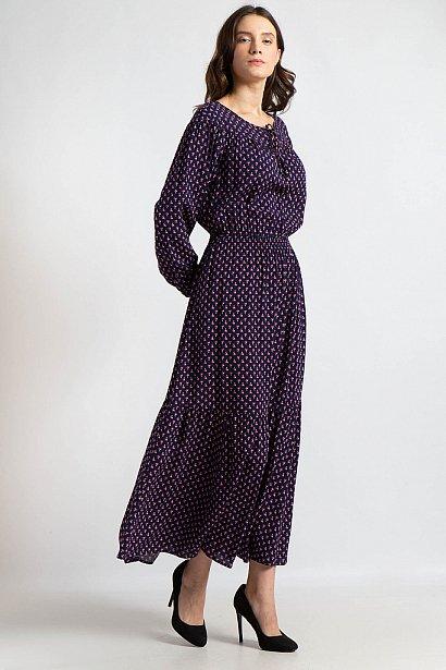 Платье женское, Модель B18-110101, Фото №3
