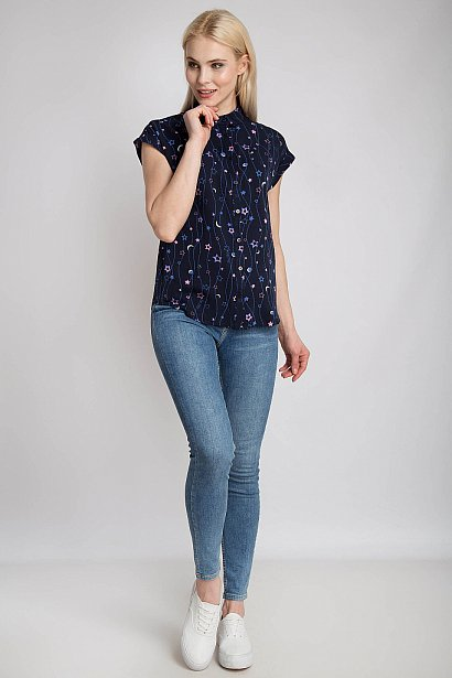 Блузка женская, Модель B18-32057, Фото №3