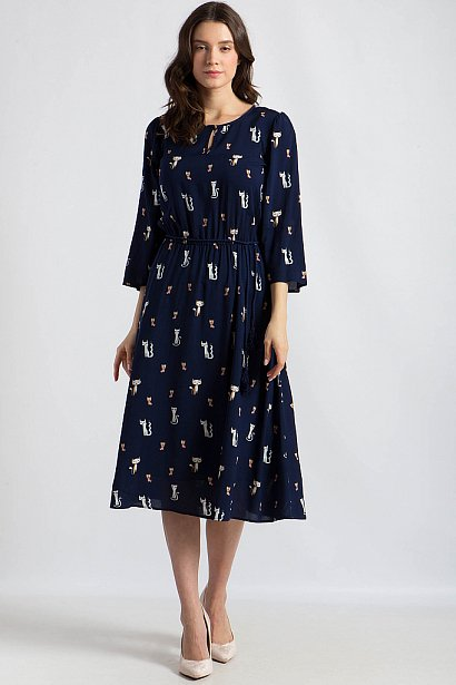 Платье женское, Модель B18-32088, Фото №2
