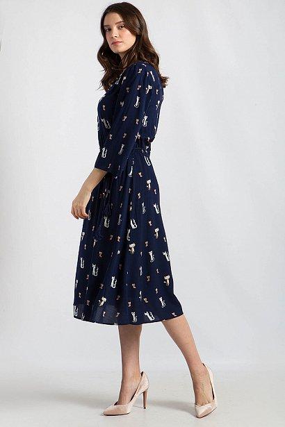Платье женское, Модель B18-32088, Фото №3