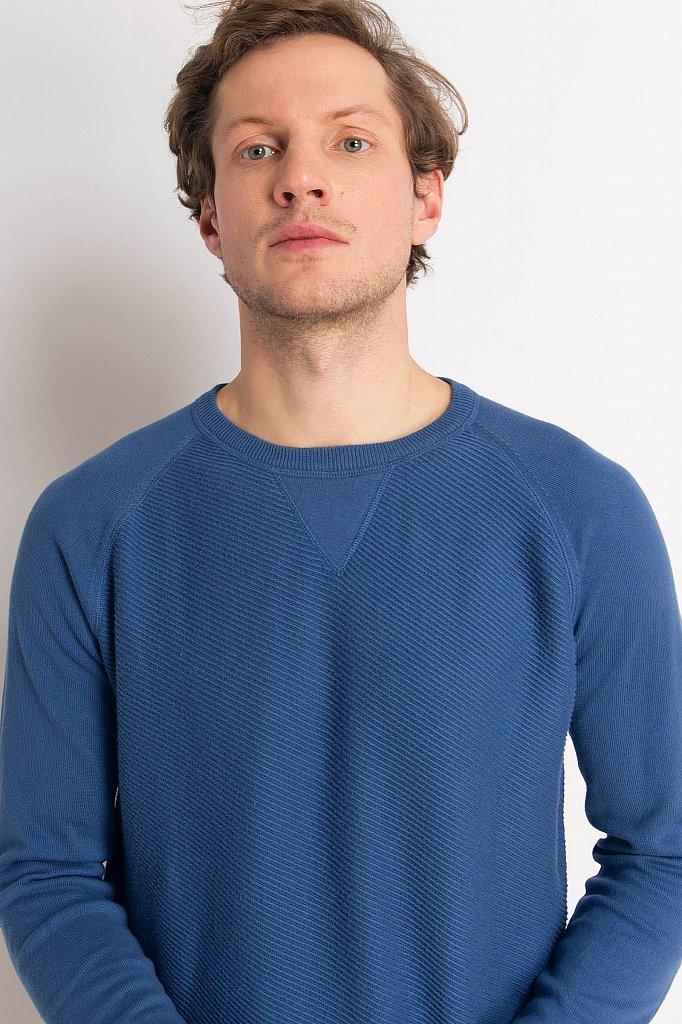 Джемпер мужской, Модель B18-42107, Фото №6