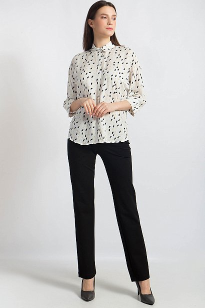 Блузка женская, Модель B18-11058, Фото №3