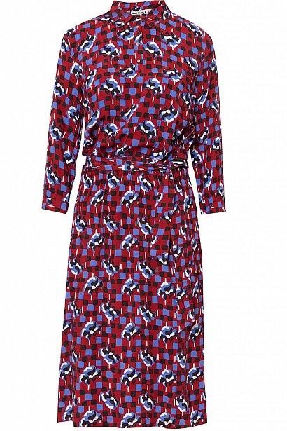 Платье женское, Модель B18-11071, Фото №1