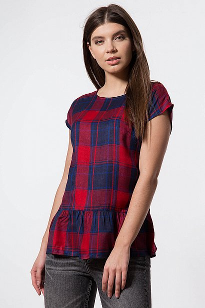 Блузка женская, Модель B18-32070, Фото №2