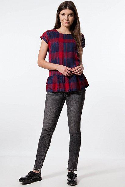 Блузка женская, Модель B18-32070, Фото №3