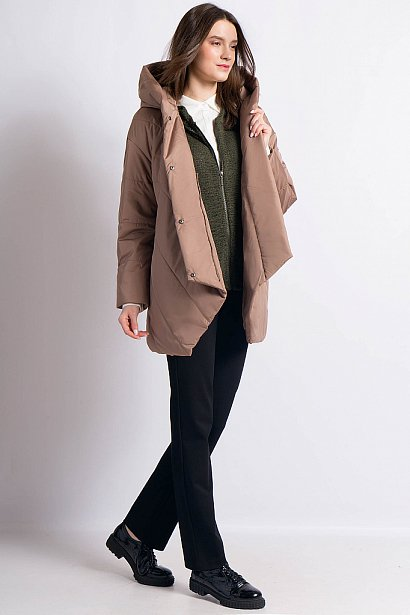 Куртка женская, Модель B18-11010, Фото №3