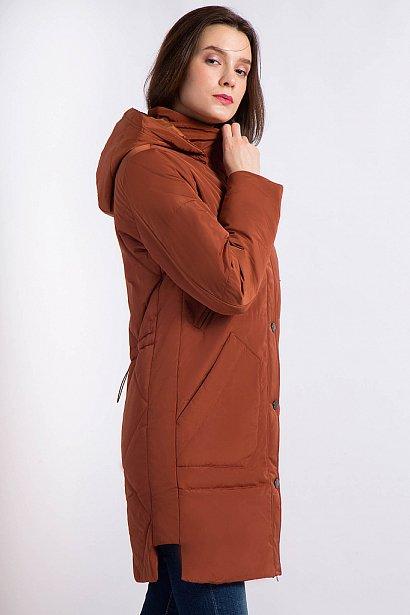 Полупальто женское, Модель B18-11002, Фото №4