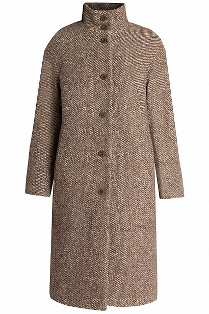 Пальто женское, Модель B18-32009, Фото №1