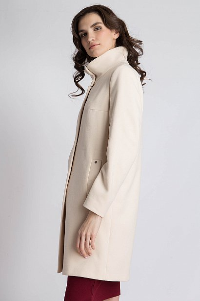 Пальто женское, Модель B18-11006, Фото №4