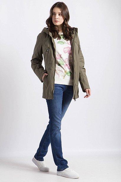 Куртка женская, Модель B18-12021, Фото №4