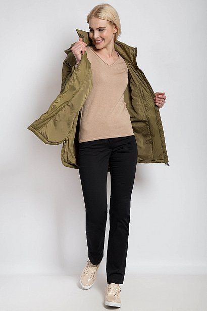 Куртка женская, Модель B18-12009, Фото №3