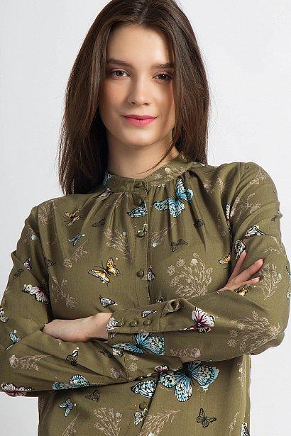 Блузка женская, Модель B18-12066, Фото №6
