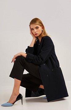 Пальто женское, Модель B19-11089, Фото №1