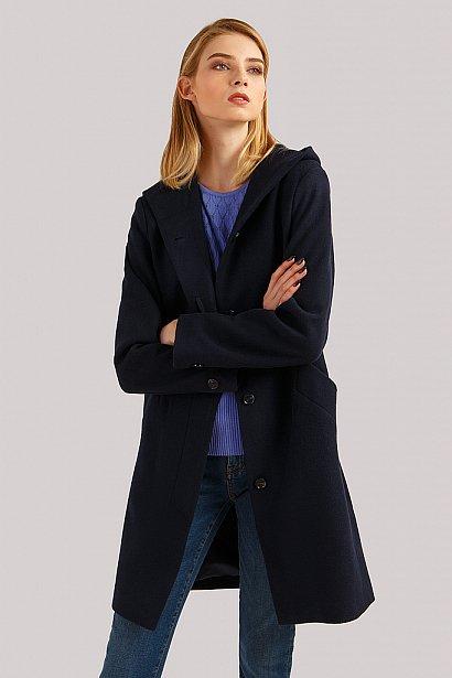 Пальто женское, Модель B19-11088, Фото №1