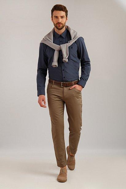 Рубашка мужская, Модель B19-21019, Фото №2