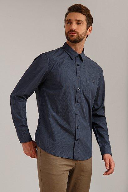 Рубашка мужская, Модель B19-21019, Фото №3
