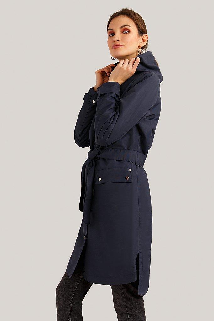 Плащ женский, Модель B19-11002, Фото №3
