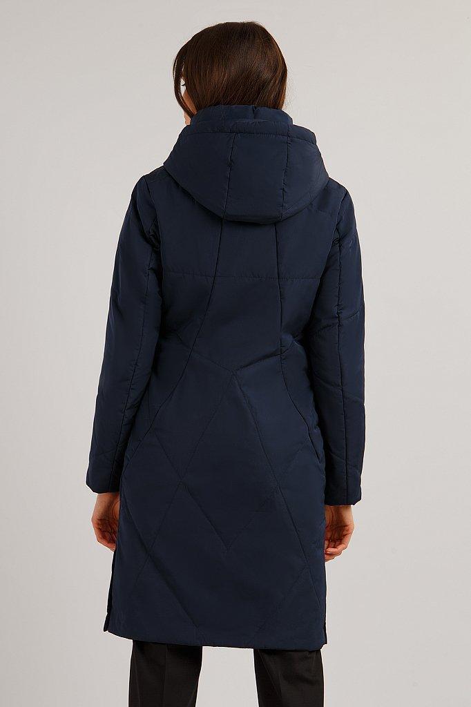Пальто женское, Модель B19-11015, Фото №4