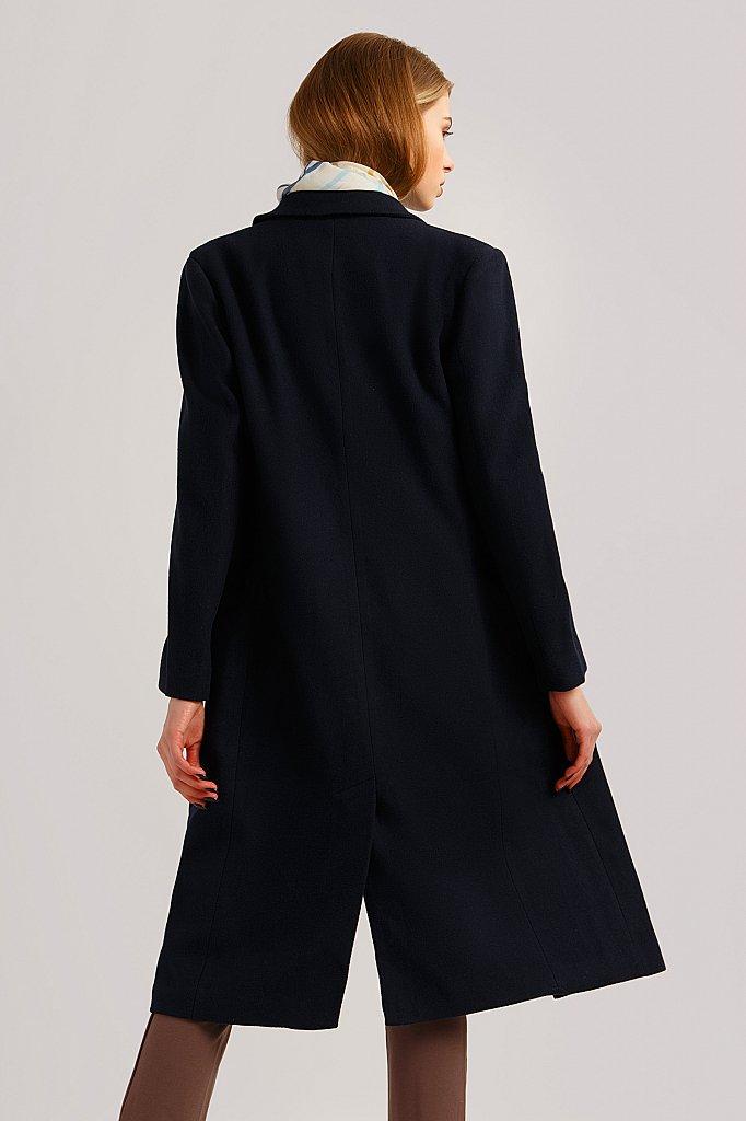 Пальто женское, Модель B19-11086, Фото №5