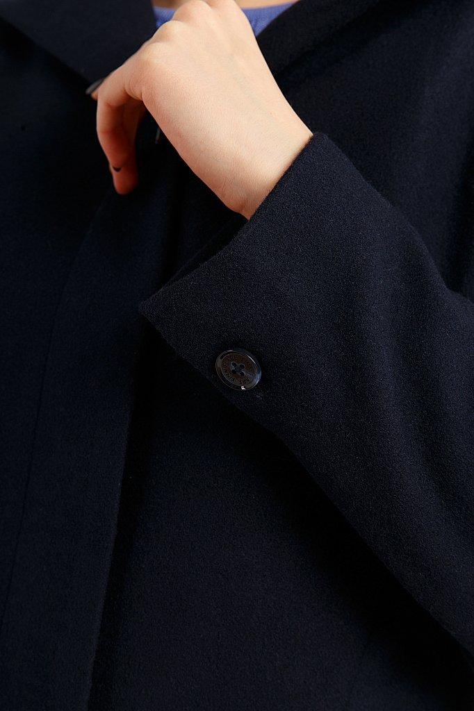 Пальто женское, Модель B19-11088, Фото №7