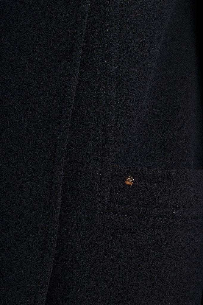 Пальто женское, Модель B19-11089, Фото №6