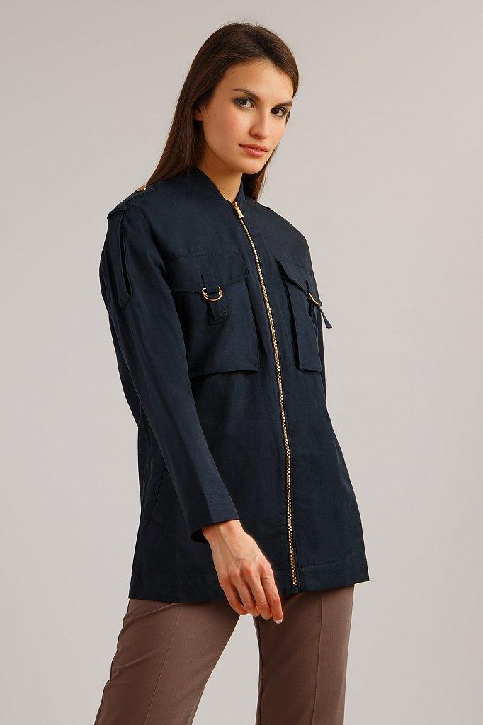 Куртка женская, Модель B19-12024, Фото №1