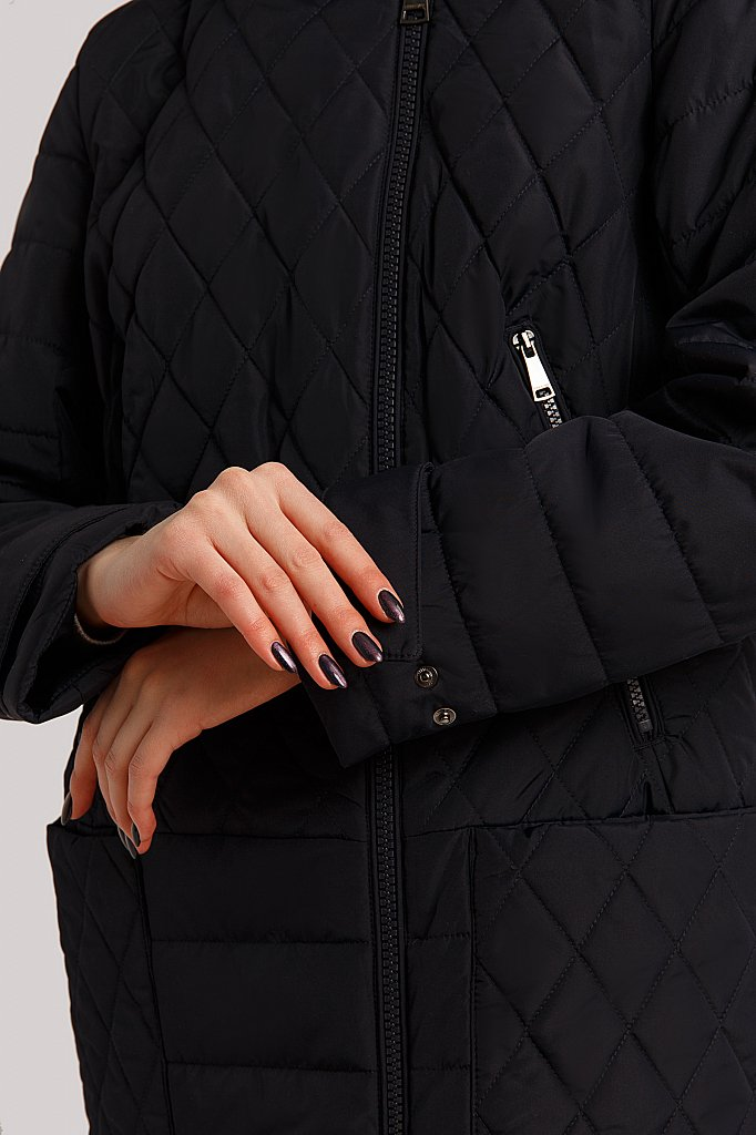 Пальто женское, Модель B19-12078, Фото №5